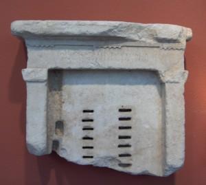 Hellenistic kleroterion