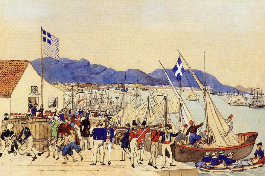 Piraeus 1837