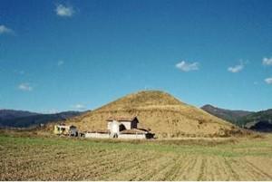 Figure 2. Ostrusha Mound (by Văleva 2005).
