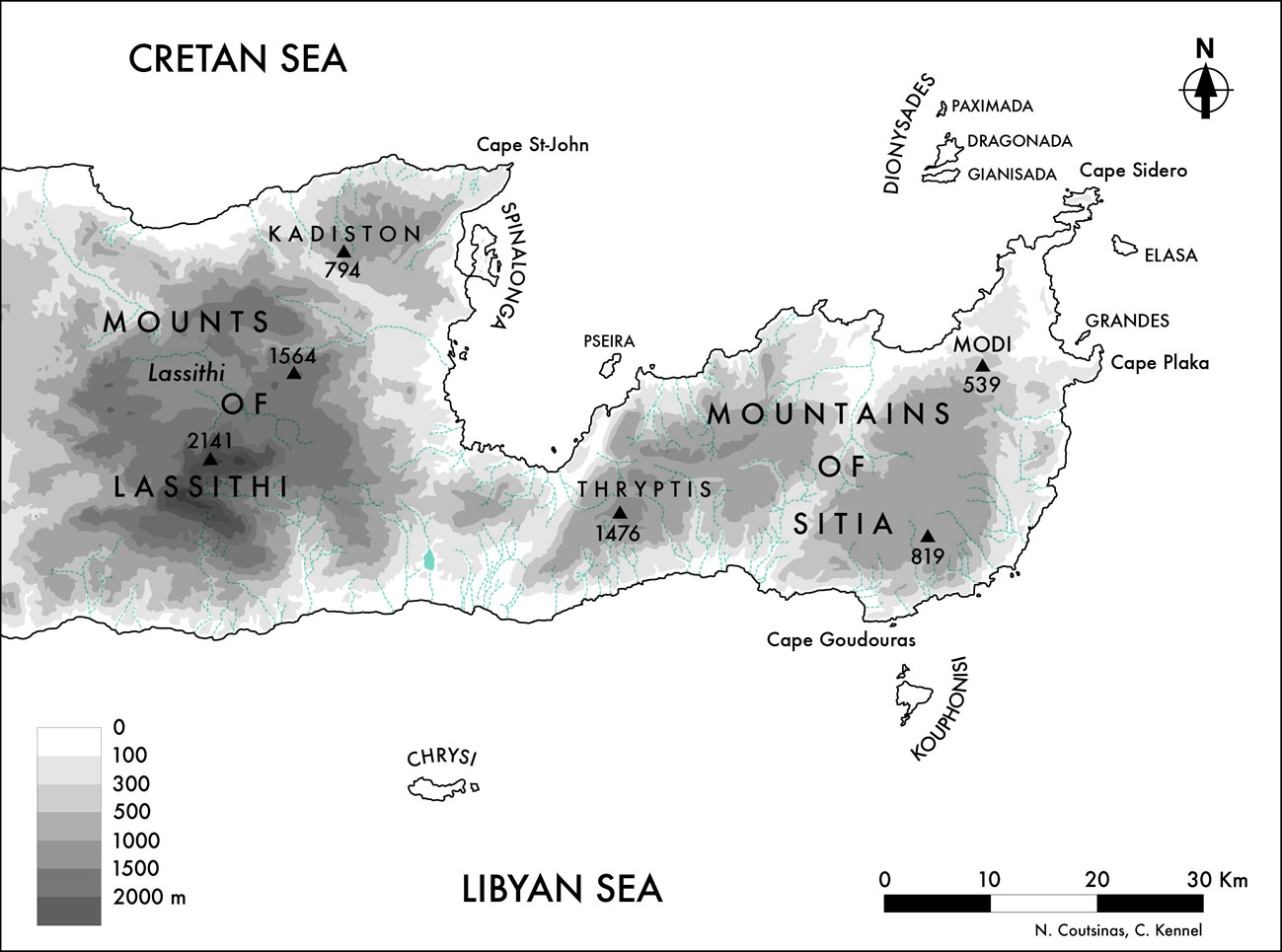 The Establishment of the City-States of Eastern Crete from the Archaic to the Roman Period